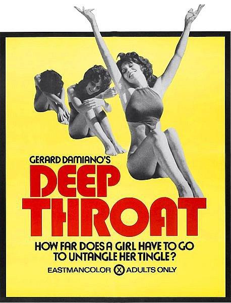 Plakát filmu Deep Throat