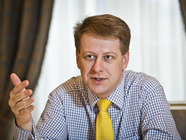 Tomáš Prouza, státní tajemníka pro evropské záležitosti.