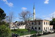 Islámské centrum Vídeň ve čtvrti Floridsdorf