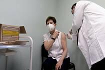 Očkování v Maďarsku - Ilustrační foto