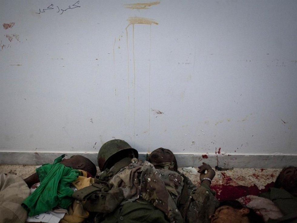 Libye, sobota 19. března 2011, ilustrační foto
