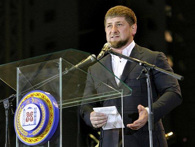 Ramzan Kadyrov.