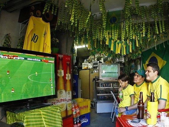 Fanoušci v Brazílii se mohou těšit na domácí šampionát