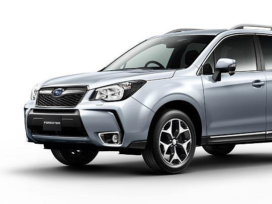 Nové Subaru Forester
