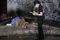 Filipínský prezident vyhlásil válku drogovým dealerům.