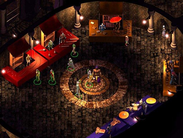 Počítačová hra Baldur's Gate: Enhanced Edition.