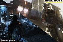 Hry The Division a Call of Duty: Infinite Warfare.