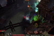Počítačová hra Grim Dawn.