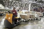 Logistické firmy trápí nedostatek zaměstnanců.