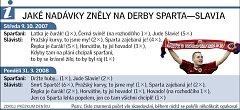 Nadávky na derby