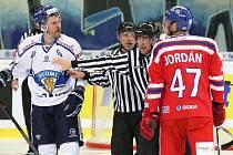 Michal Jordán v zápase proti Finsku