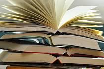 Knihy. Ilustrační snímek