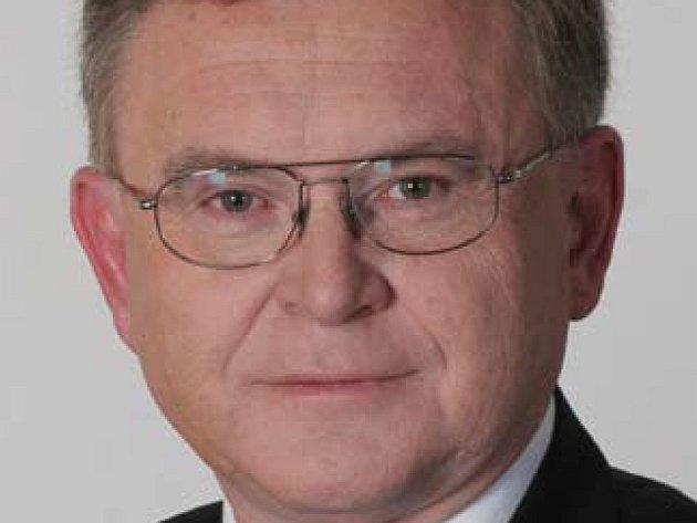 Brněnský senátor a bývalý ředitel Úrazové nemocnice Miloš Janeček.