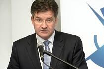 Slovenský ministr zahraničí Miroslav Lajčák.