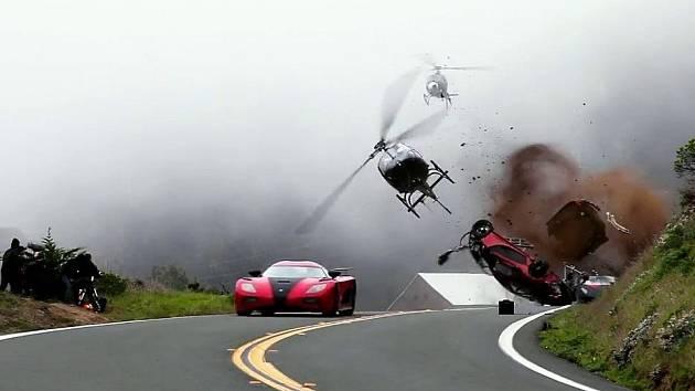Filmaři používají při natáčení Need for Speed repliky drahých superaut.