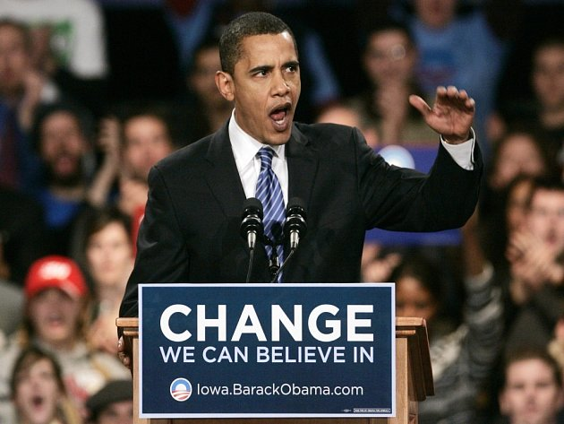 Demokrat Barack Obama