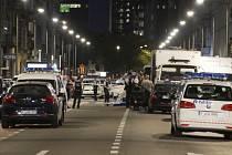 V Bruselu útočník napadl vojenskou hlídku.