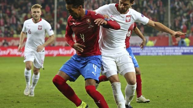 Český tým porazil Polsko 1:0.