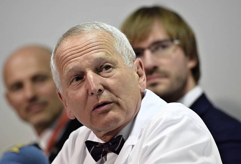 Jan Pirk patří v oboru kardiochirurgie ke světové špičce