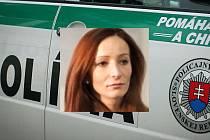 Slovenská policie hledá Evu Zámečníkovou. Mohla by skrývat v Česku
