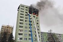 Výbuch v domě v Prešově