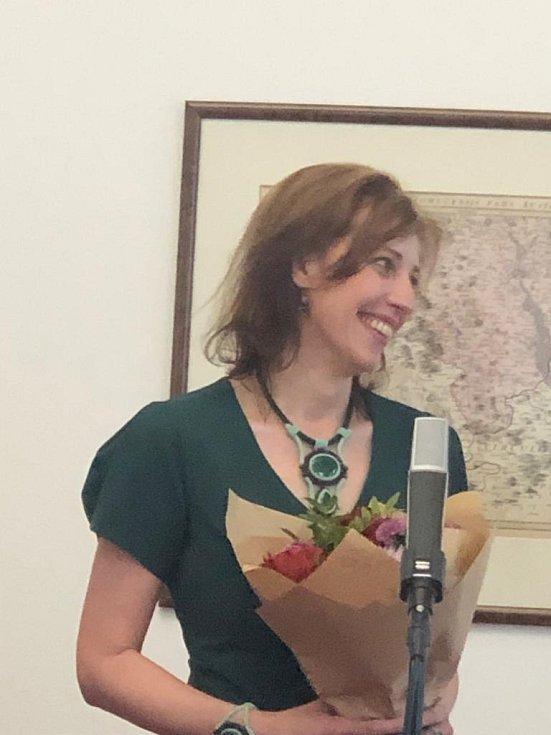 Marie Gottfriedová, ředitelka ZŠ Trmice