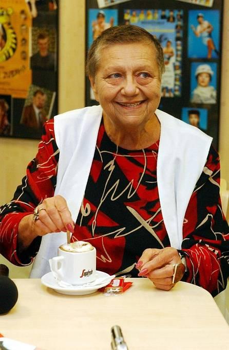 Helena Růžičková podlehla rakovině.