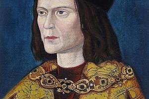 Nejstarší známý portrét Richarda III.