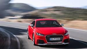Audi TT RS Coupé.