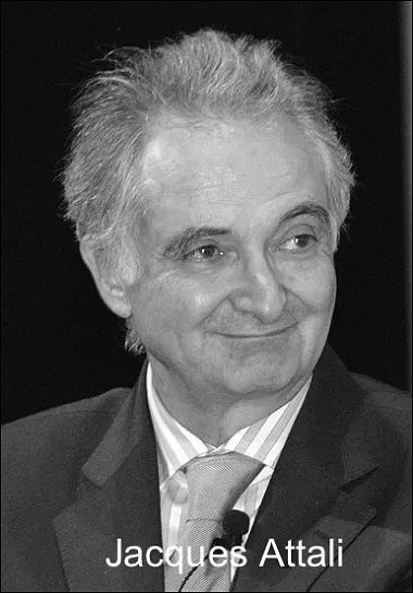 Francouzský ekonom Jacques Attali, jemuž je již řadu let lživě připisován falešný výrok o eutanazii. Citace tohoto údajného tvrzení se nyní začala šířit také v Česku