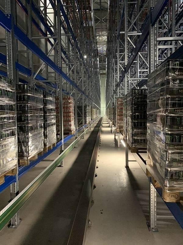 Coca-Cola otevřela v Praze-Kyjích nejmodernější sklad na evropském kontinentu.