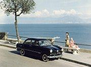 Ford Taunus 1952.