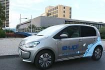 Volkswagen e-up!.