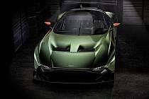 Aston Martin Vulcan.