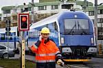 Železničáři (ilustrační foto)