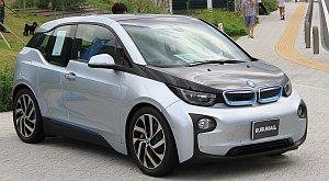 BMW i3 bylo na začátku roku 2016 v Rusku pouhých osm kousků.