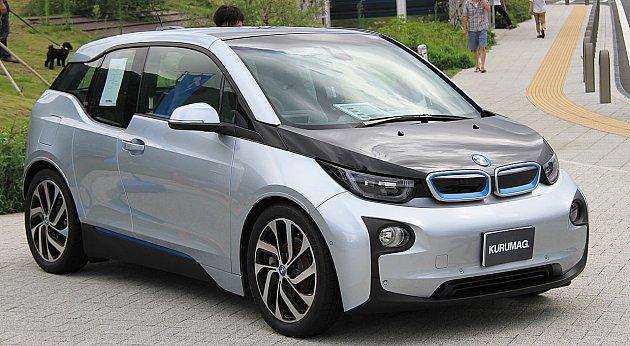 BMW i3 bylo na začátku roku 2016vRusku pouhých osm kousků.