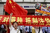 Číňanům, ať již běžným obyvatelům nebo vládě, se nelíbí, že je Západ kritizuje za nedodržování lidských práv.