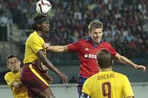 CSKA Moskva - Sparta: Costa si počínal suverénně
