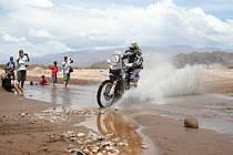 Rallye Dakar 2015.