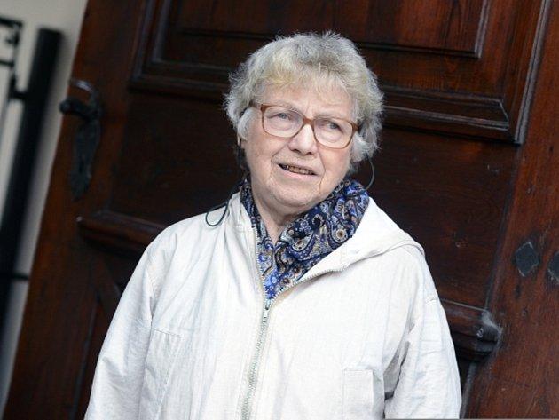 Natalja Gorbaněvská.