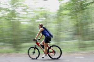Ani u velmi aktivních cyklistek nemá jízda žádný negativní dopad na sexuální život