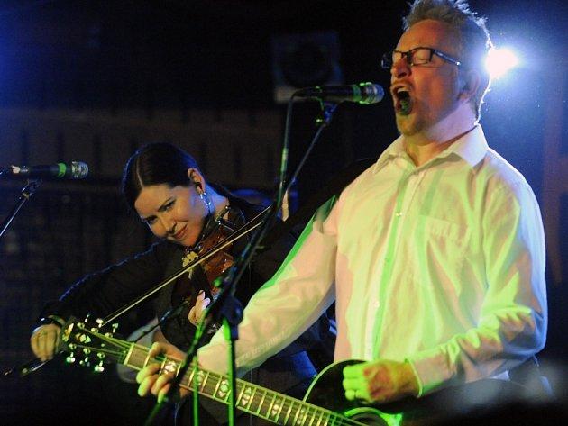 Americká kapela Flogging Molly má irské kořeny
