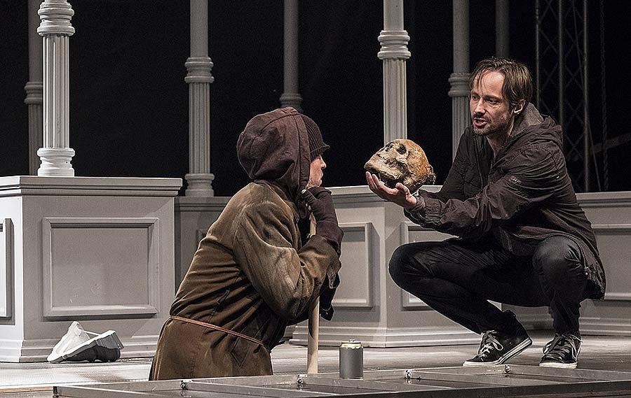 Z představení Hamlet