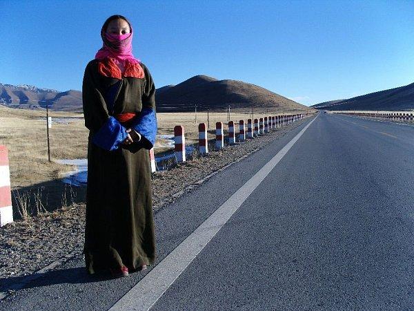 FLIM – Festival tibetských filmů a filmů oTibetu, snímek zfilmu Hledání