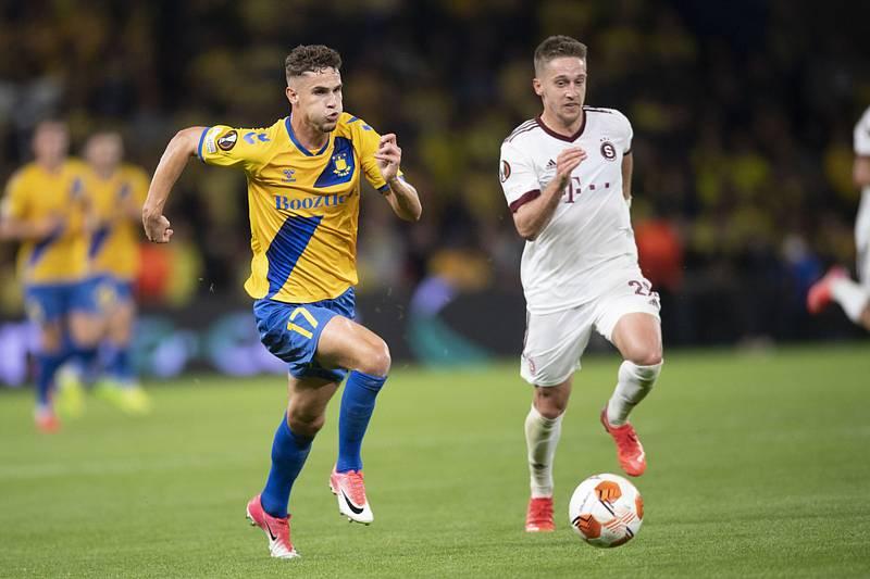 Úvodní zápasy zákadních skupin Evropské a konferenční ligy.