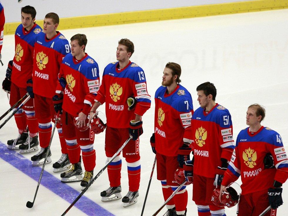 Hokejisté Ruska.