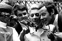 Britská zpěvačka a skladatelka Jackie Trentová zemřela po dlouhé nemoci v sobotu v nemocnici ve Španělsku.
