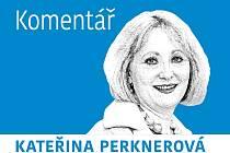 Kateřina Perknerová.