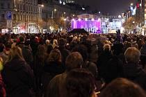 Koncert na Václavském náměstí dostal název Znovu 89.